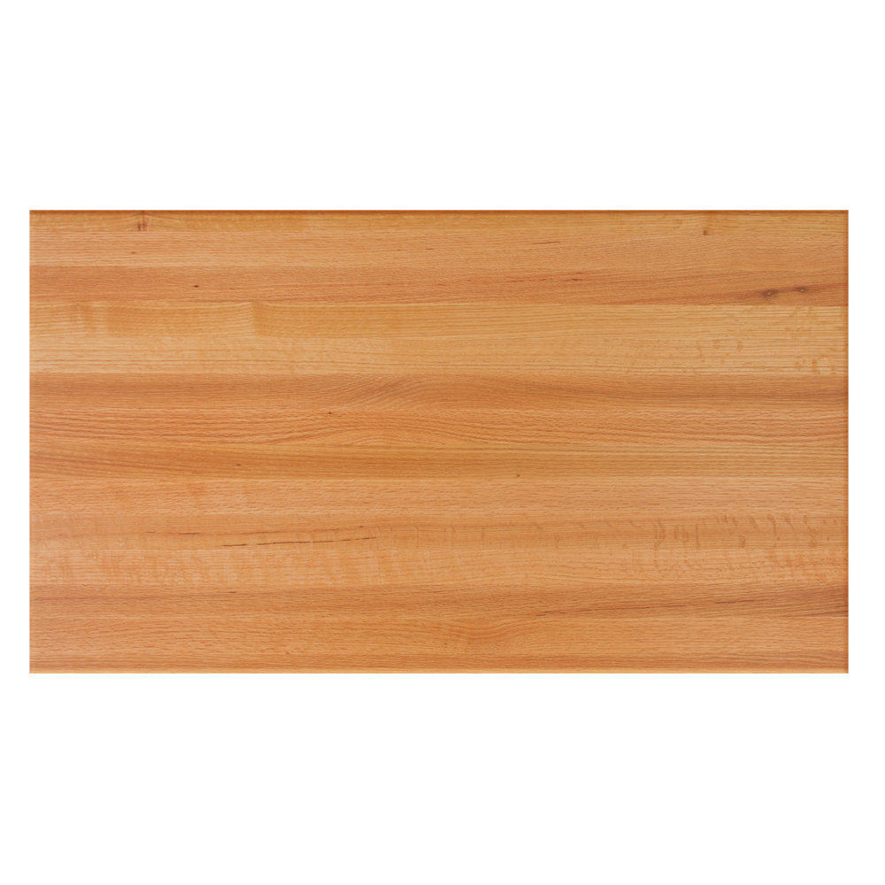 Dining Table Tops Rectangle Red Oak Butcher Block