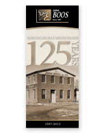 125th Anniversary Brochure